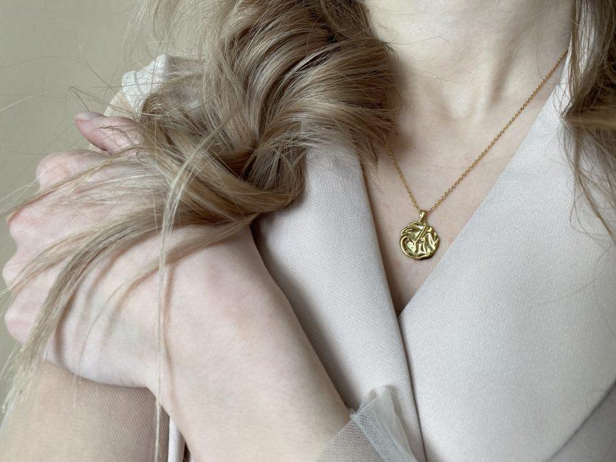 925 Silver Vintage Necklace