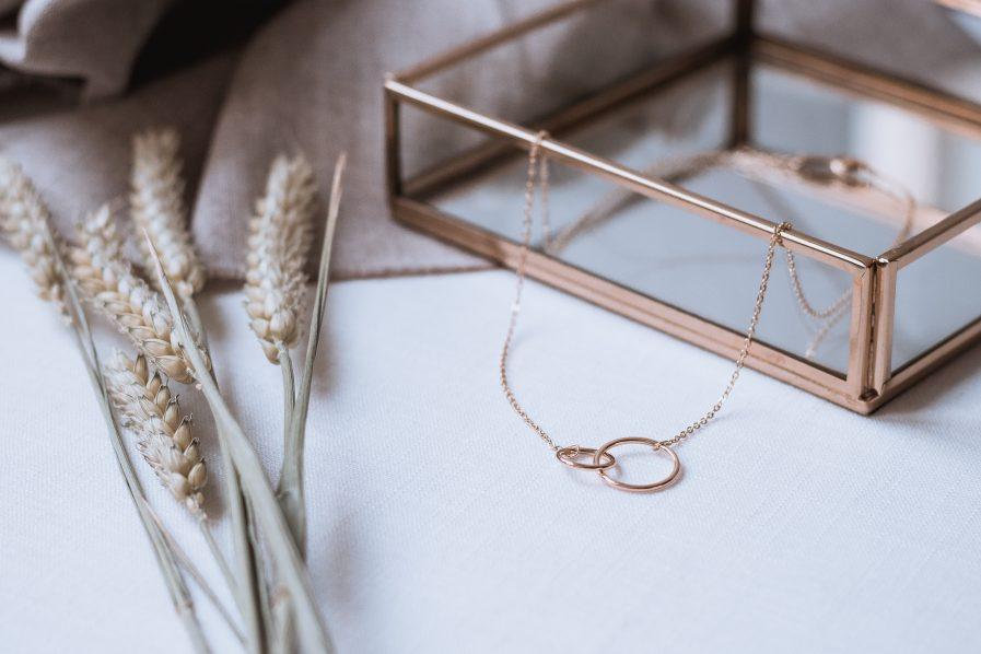 Titanium Minimalist Necklace