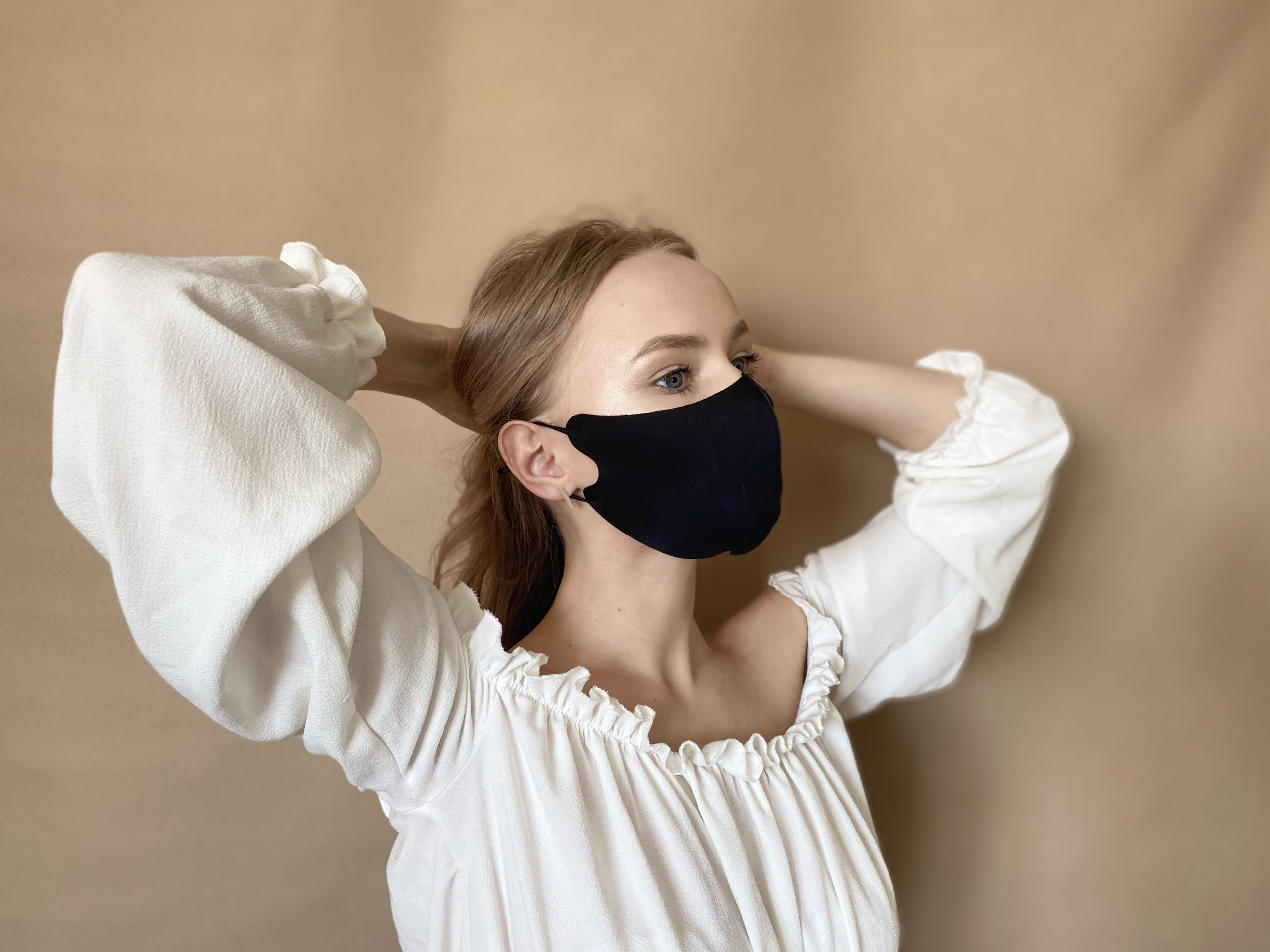 Cloth face mask to shop