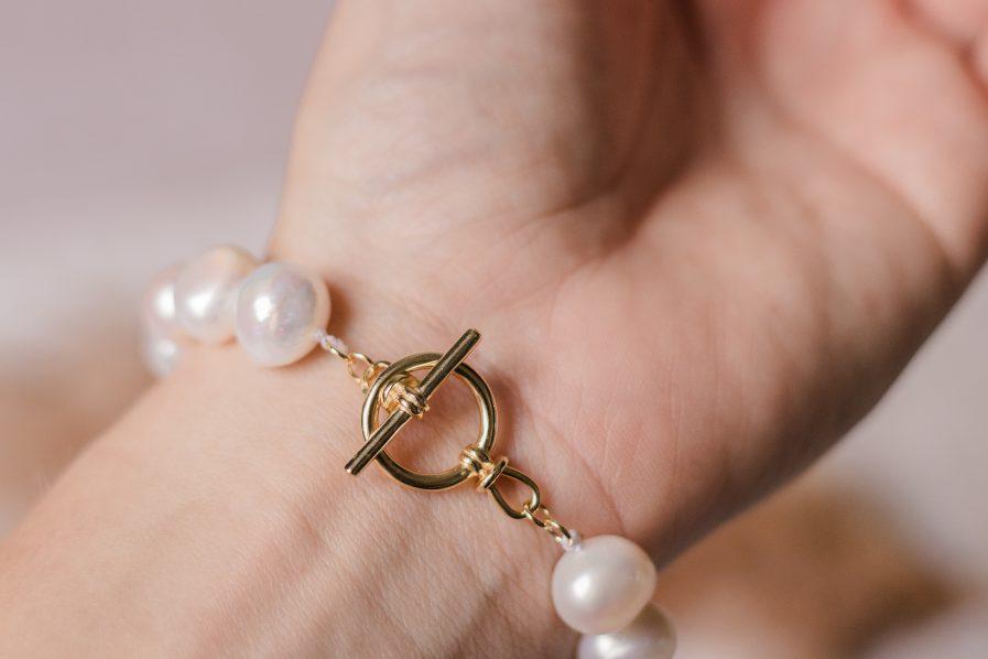 Freshwater Beaded Bracelet