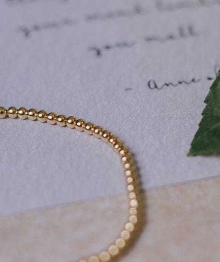 Round Bead Bracelet