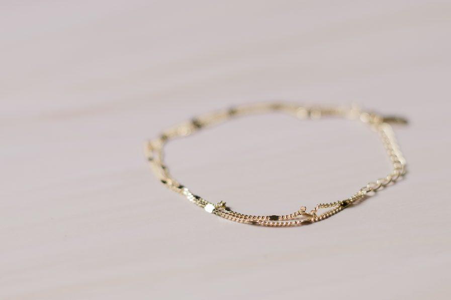 Silver Strand Bracelet