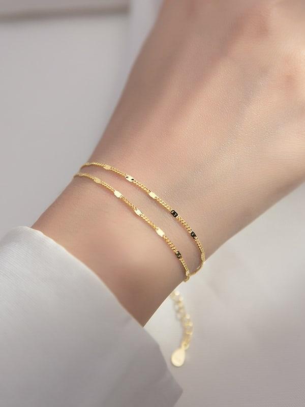 Sterling Silver Strand Bracelet